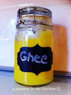 Ghee-in-jar