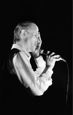 Michael Putland, Bowie, 1976, The Thin White Duke