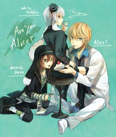 are you alice #anime #manga