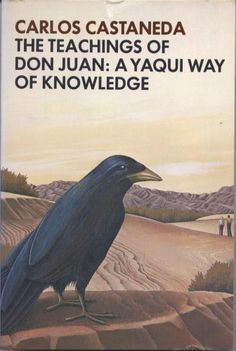 The Teachings of Don Juan : A Yaqui Way of Knowledge : Carlos Castaneda - All his books up to the last he did in the 80's, The Power of Silence. Haven't read anything of his beyond that one.
