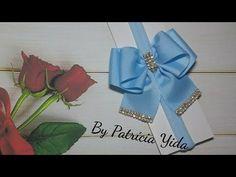Laço Onda para RN ❤️ DY ❤️ By Patrícia Yida - YouTube