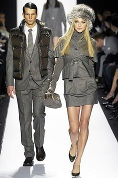 Michael Kors Collection Fall 2007 Ready-to-Wear Fashion Show - Terron