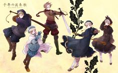 hetalia Norway wallpaper - Google Search