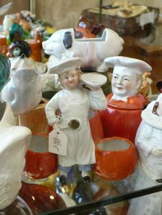 Paris Flea Market Kitchen Finds