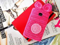 Bunnie case Iphone 4 e 4S e Samsung Galaxy S4   Maparim