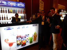 Fabbri 1905 at World Cocktail Championship  - Pechino 2012
