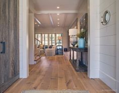 Wide Plank Rift & Quartered White Oak Flooring In Nashville Tennessee. Wood plank flooring, Oak hardwood flooring and many other options available here Flooring, House Design, Wood Floors Wide Plank, White Oak, Home, Wide Plank Hardwood Floors, Wood Laminate Flooring, Wood Plank Flooring, House Flooring
