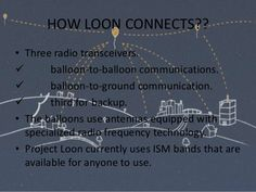 Will these balloons connect directly with our mobile devices, or will we need to connect to a ground tower? Radio Frequency, Connection, Communication, Balloons, Tower, Technology, Google, Projects, Tech