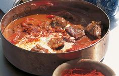 Htc braised beef goulash with smoked pimenton