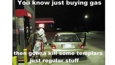 Funny pictures about Ezio pumping gas. Oh, and cool pics about Ezio pumping gas. Also, Ezio pumping gas photos. Gamify Your Life, Best Assassin's Creed, Assassins Creed Memes, Assassins Creed Cosplay, Starwars, Video Games Funny, Only Play, Gaming Memes, I Laughed