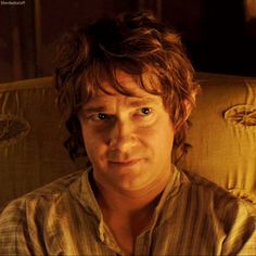 The Hobbit Bilbo Baggins ~ nevermind me