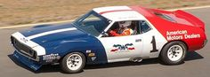 Trans Am Road Racing Series AMC Javelin