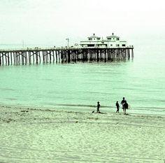 Malibu Pier, California, USA