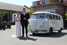 Wedding Car Hire Croydon | The White Van Wedding Company Wedding Car Hire, Wedding Company, Hackney Town Hall, Inn On The Lake, Preston Court, St Barts, White Vans, Croydon, Civil Ceremony