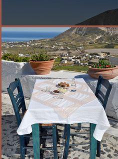 Santorini Metaxy Mas-taverna