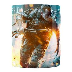 Caneca BattleField 4 China Rising
