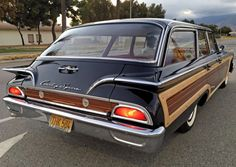 Country Squire… 1960