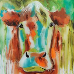 Tangletown Fine Art Misty Pasture by Amanda J. Brooks Fine Art Giclee Print on Gallery Wrap Canvas, 30 Painting Edges, Painting Frames, Painting Prints, Fine Art Prints, Painting Art, Paintings, Framed Artwork, Wall Art, Wall Décor
