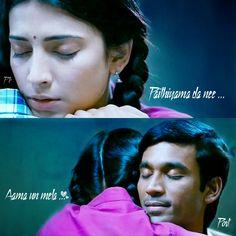 #tamilquotes #tamilmoviequotes #தமிழ் #quotes #portnizam #girlytude #tamilnadu #thalaajith #kadhalkavithai #காதல்கவிதை #tamilmeme #காதல்_கவிதைகள் #tamilpadam #tamilmoviequotes #rajaraniquotes #vijaytv #nayantharaquotes #hansika #vijayquotes #portnizamquotes #sabaquotes #lovefailurequotes #kadhal #tamilhusbandwife #tanglishquotes #tamilmemes #tamilfunnymemes #tamilfunny #dhanush #dhanushmovie #moonu Romantic Couple Images, Romantic Pictures, Couples Images, Romantic Couples, Movie Love Quotes, Favorite Movie Quotes, Song Quotes, Cute Love Pictures, Love Images