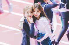 Red Velvet Yeri and Twice Nayeon Nayeon, You Are My Friend, Girls Best Friend, Isac Kpop, South Korean Girls, Korean Girl Groups, Eunji Apink, Girl Friendship, Kim Yerim