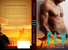 Fly by T.A. Foster: Release Day Launch & Giveaway