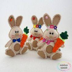 И у меня есть душа... Felt Crafts, Easter Crafts, Diy And Crafts, Happy Easter, Easter Bunny, Felt Ornaments, Christmas Ornaments, Felt Quiet Books, Craft Box