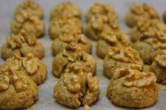 Walnuss Dinkel Kekse