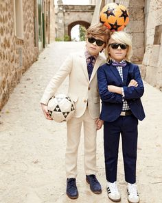 handsome J.Crew boys linen Ludlow suiting, Indian cotton shirts in covington blue plaid, Ray-Ban junior Wayfarer sunglasses, silk foulard ties, classic tie clip, suede buck shoes, Italian chino Ludlow suiting, secret wash shirt, and silk bow tie.