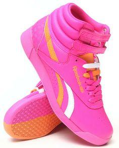 Buy Freestyle Hi Splitz Sneakers Women's Footwear from Reebok. Find Reebok fashions & more at DrJays.com