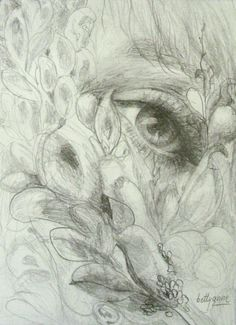 Mysterious Girl, Create Image, Artist Names, Pencil Drawings, Birthday Gifts, Mystery, Original Art, Coloring, Fine Art