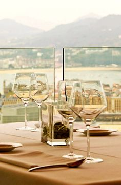 Where to Eat: 6 Sumptuous San Sebastian Restaurants.  http://www.butterfield.com/blog/2013/11/05/eat-san-sebastian-restaurants/  #travel #restaurants #guide #cuisine #San #Sebastian #Spain #Rioja #holiday #trip #vacation #myBNR