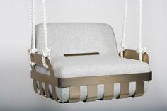 swing chair / MERMELADAESTUDIO