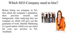 Are you want to be your business in top ten? If yes, then, this can be possible with the help of SEO i.e search engine optimisation. You need to contact with seo company in Auckland and takes the benefits from them.