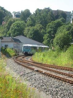 Foto vom Erzgebirge -Erzgebirgische Aussichtsbahn