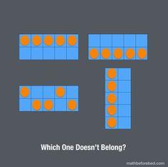 Number Sense – Math Before Bed Measurement Kindergarten, Kindergarten Math, Teaching Math, Preschool, Math Essay, Learn Basic Math, Which One Doesnt Belong, Math Board Games, Math Games