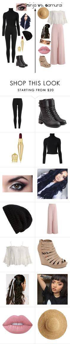"""""""As suggested by my sister"""" by jessielatte ❤ liked on Polyvore featuring Polo Ralph Lauren, Philosophy di Lorenzo Serafini, Christian Louboutin, Witchery, Rick Owens, Zimmermann, Sans Souci, Madden Girl, Free People and Lime Crime"""
