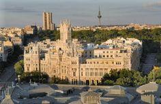 Edificios del Ayuntamiento Madrid