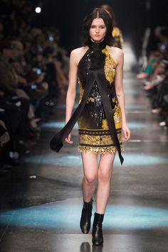 Roberto Cavalli at Milan Fashion Week Fall 2015 - Runway Photos