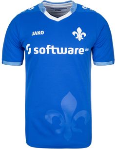 SV Darmstadt 98 (Germany) - 2015/2016 Jako Home Shirt
