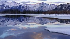 winter mountain landscape [19201080]