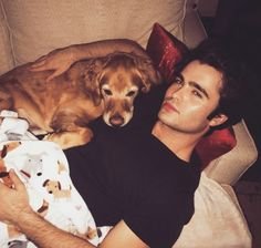 Spencer Boldman, Couple Photos, Couples, Dogs, Animals, Instagram, Ship, Animales, Animaux