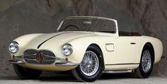 Maserati Spider 1957