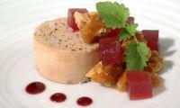 El foie gras, uno de los platos más exquisitos de la gastronomía mundial.