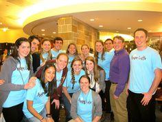 Agape Latte Club Members 2012-2013