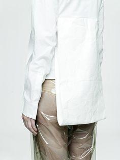 Plastic Trousers Fantastic. fhu