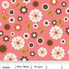 Indian Summer Pink Floral Flannel Half Yard-Indian Summer Pink floral flannel fabric, Riley Blake flannel, Melbourne fabric shop, fabric on the Gold Coast, cars fabric Car Fabric, Chevron Fabric, Polka Dot Fabric, Pink Fabric, Floral Fabric, Fabric Flowers, Quilting Fabric, Fabric Shop, Cotton Fabric