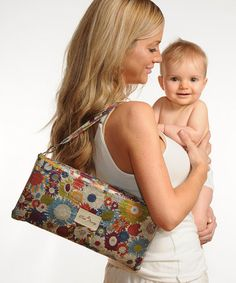 Take a look at this Floral Essentials Nursing Kit by Welcome Baby Boutique on #zulily today!