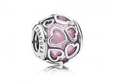 Pandora, Love Charms, Thomas Sabo, Gemstone Rings, Charmed, Gemstones, Floral, Pink, Accessories