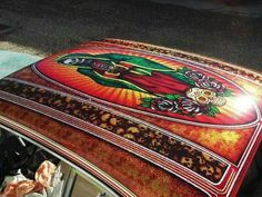 Candy Paint, Pinstriping, Kustom, Moma, Painting Patterns, Chicano, Custom Paint, Hot Rods, Old School