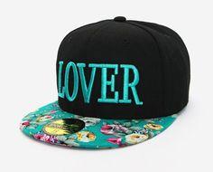 Flower Snapbacks Hat Lover.